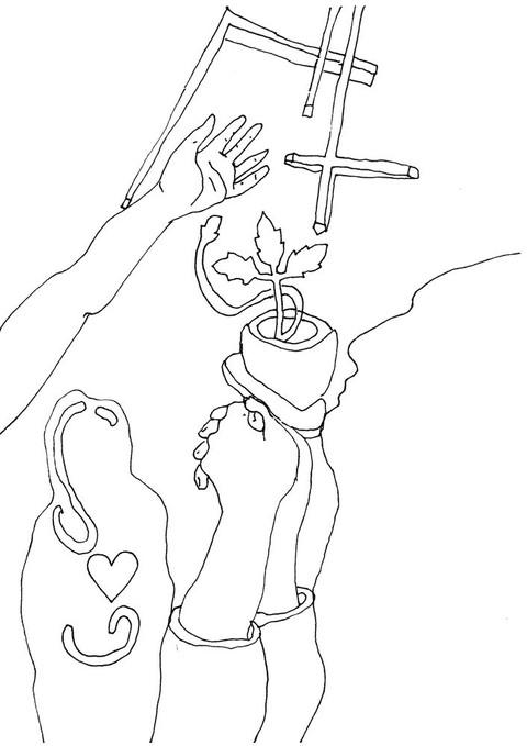 Gled dere alltid i Herren! Igjen vil jeg si: Gled dere! La alle mennesker få merke at dere er vennlige. Herren er nær. Vær ikke bekymret for noe! Men legg alt dere har på hjertet, fram for Gud. Be og kall på ham med takk. Og Guds fred, som overgår all forstand, skal bevare deres hjerter og tanker i Kristus Jesus. - Paulus' brev til filipperne Kapittel 4