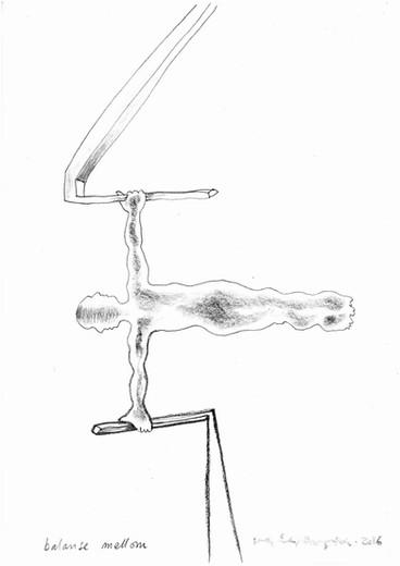 Balanse mellom - Balance between