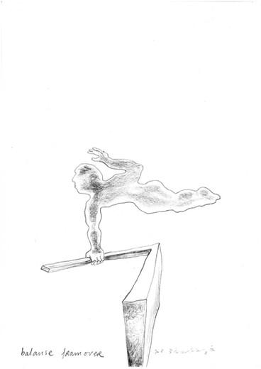 Balanse framover- Balance ahead