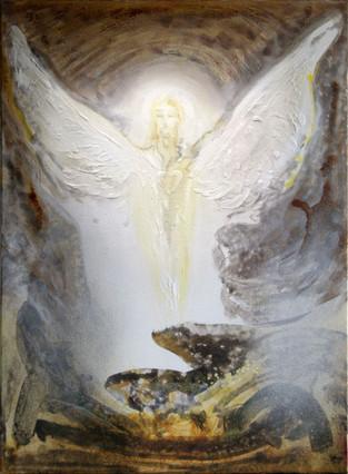 Lysende engel - Bright Shining Angel