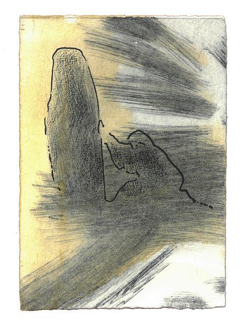 Der tok Samuel en stein og satte den opp mellom Mispa og Sjen. Han kalte steinen Eben-Eser – «Hjelpesteinen» – og sa: «Så langt har Herren hjulpet oss.» - Første Samuelsbok Kapittel 7