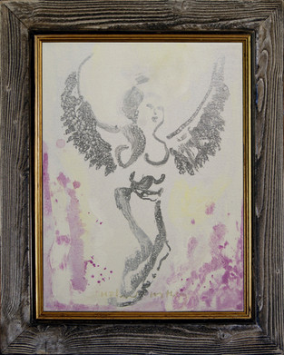 Engel med budskap - Angel with message - 3