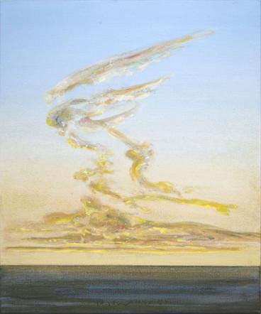 Mellom himmel og jord, morgen - Between Heaven and Earth, morning
