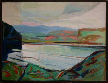 Landskap - Landscape - 1988