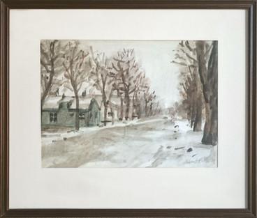 Vintergate - Winter street