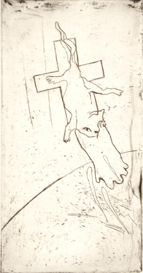 For ordet om korset er dårskap for dem som går fortapt, men for oss som blir frelst, er det Guds kraft. - Paulus' første brev til korinterne Kapittel 1