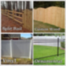 custom fort mill fence