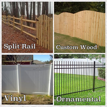 custom fort mill fence