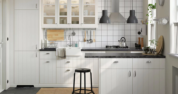 Ikea Kitchens delivered and installed in Spain