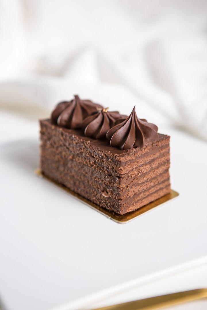 Crepe double chocolate