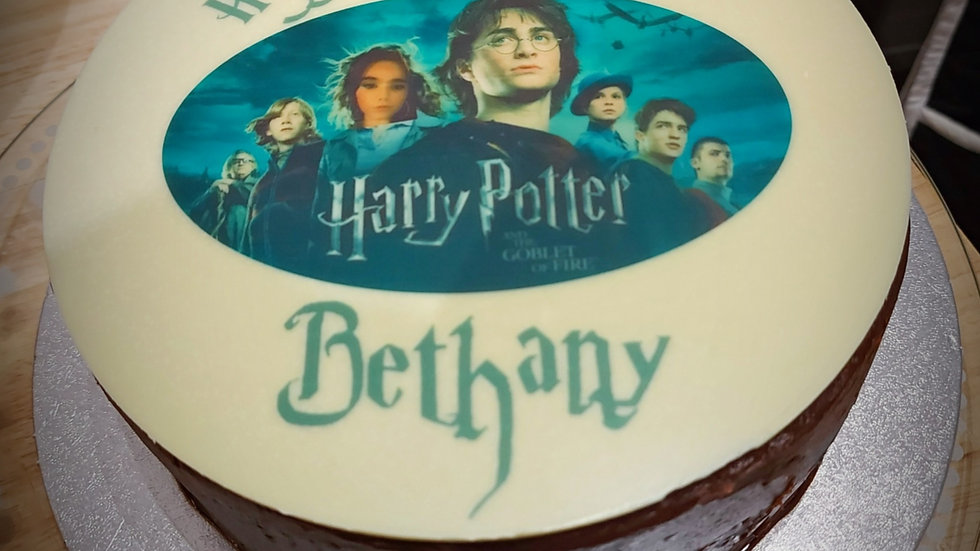 Printed Celebration Cakes