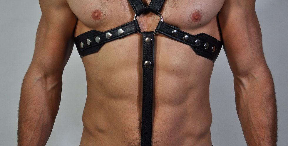 STRAP with black or silver snap.