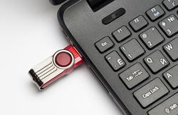 Impression via clé USB
