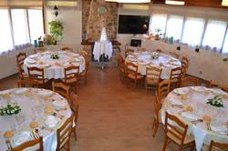 El salón de nuestro restaurante