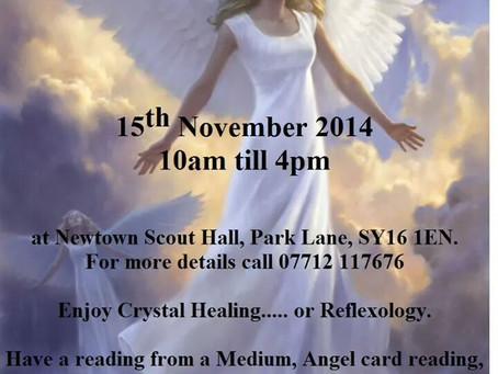 Mind Body Spirit Event in Newtown