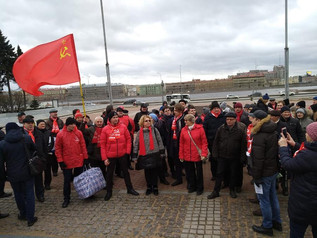 Городские власти испортили праздник жителям Ленинграда