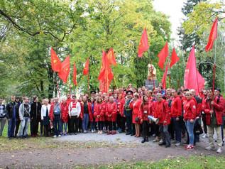 «Ленин! Партия! Комсомол!» на Карельской земле