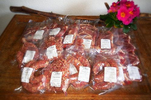 """""""Das Feinschmecker Paket"""" vom Schwein (~5 kg)"""