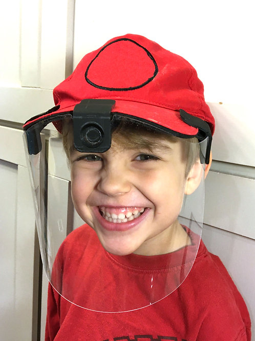 10-Pack Kids Armor Hat