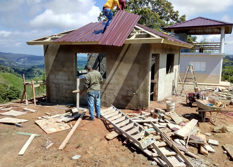 Guest Cabin Construction
