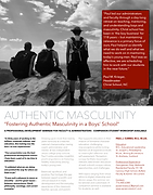 Authentic Masculinity Seminar