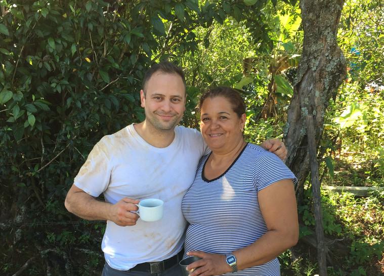 Paul and Olga