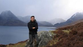 How I Met My Agent in Scotland...Sort Of