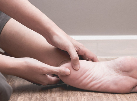 Do you suffer from Plantar Fasciitis Pain?