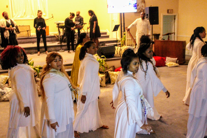 Fresh Wind International Dance Ministry