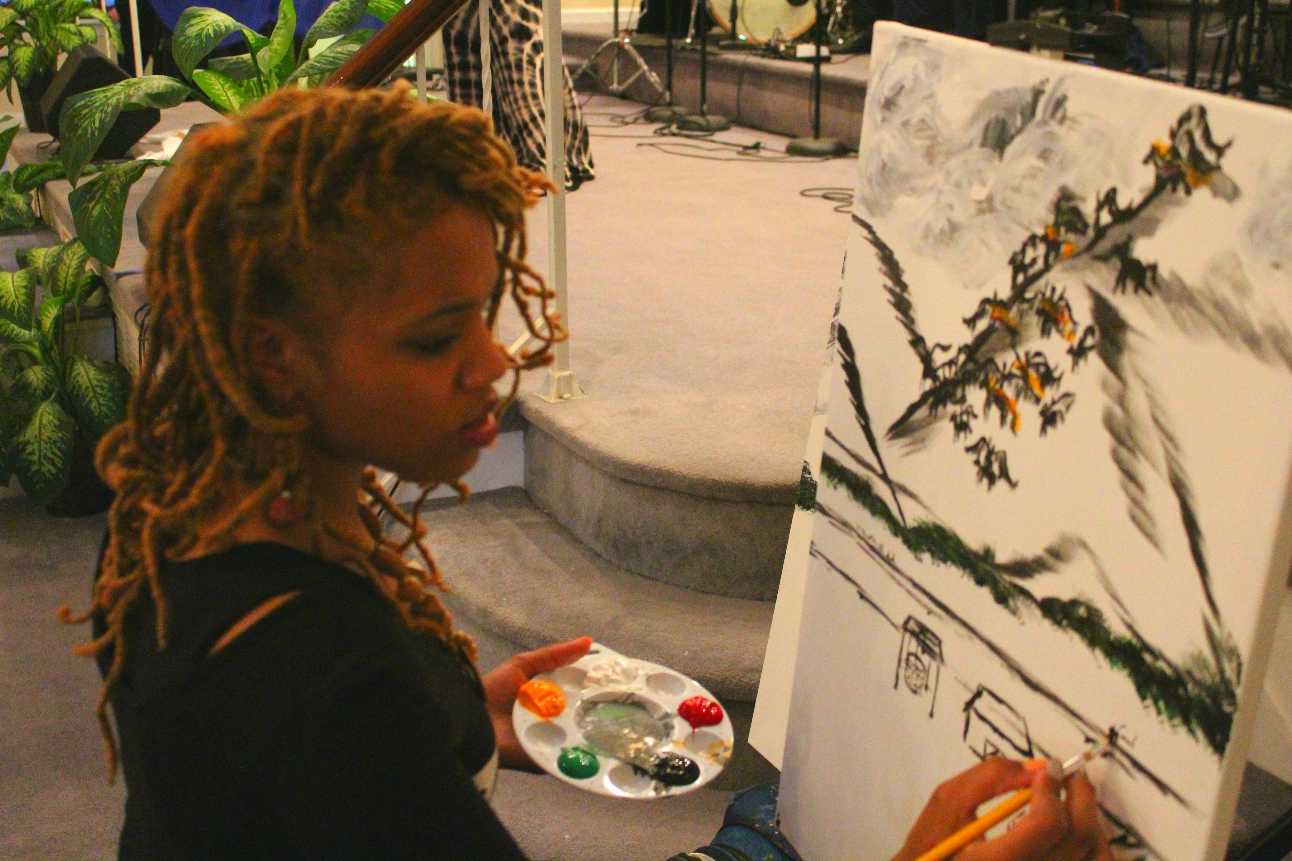 Keeria Lingham - Prophetic Artist