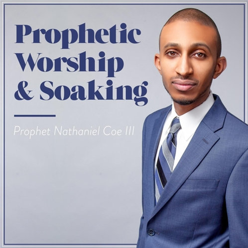 Prophetic Worship & Soaking (MP3)