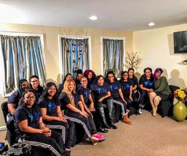 Apostle Zarinah Lomax & Talking The Walk
