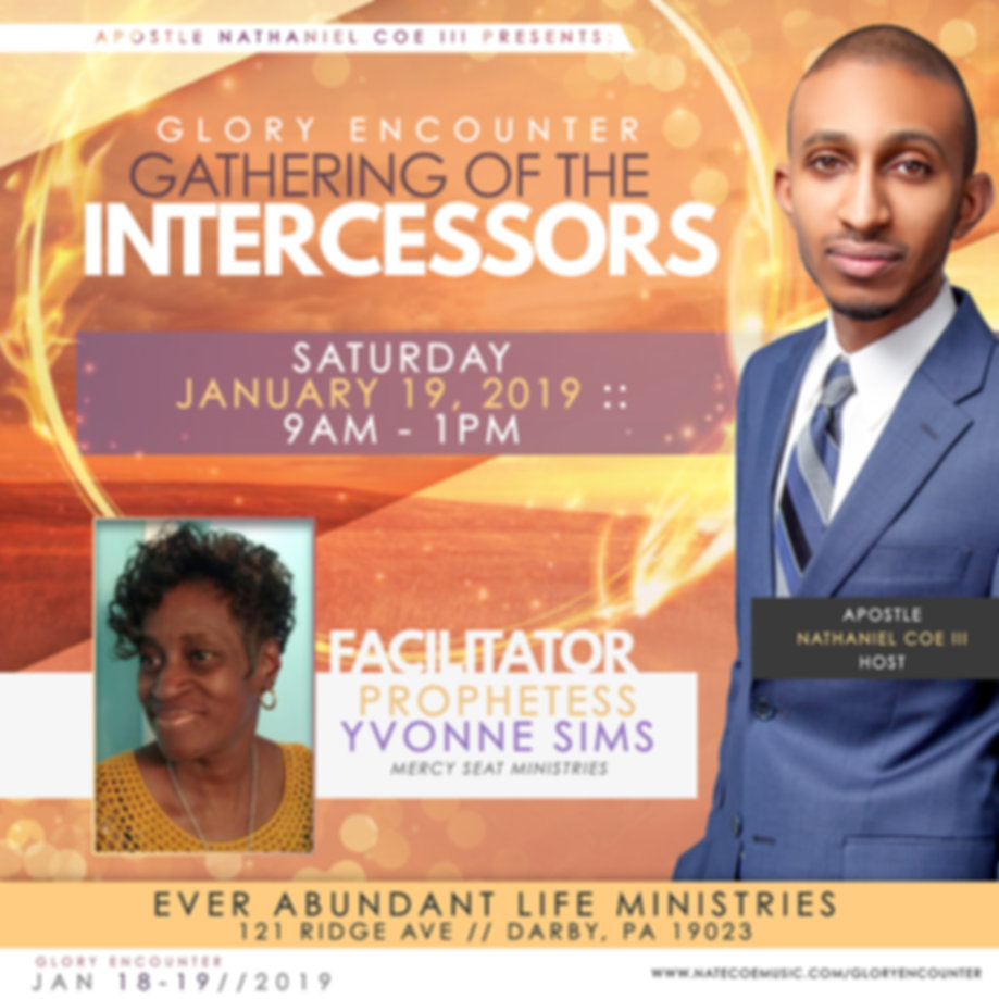 Gathering Of The Intercessors.jpg