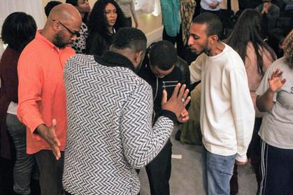 Pastor Jason Glasgow & Apostle Nate