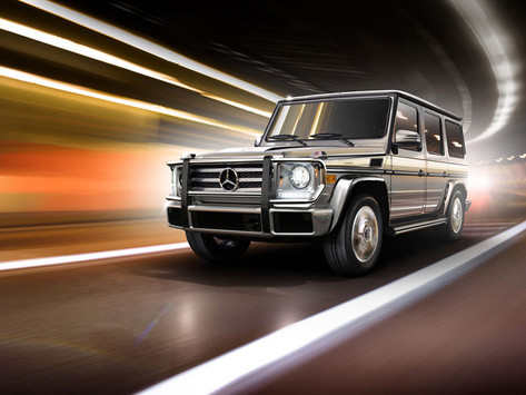 My Apathy for the New G-Class