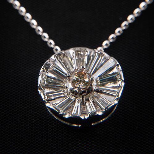 1 Medelline Diamond Pendant