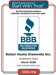 Botani Husko Diamonds Inc. Certificate.j