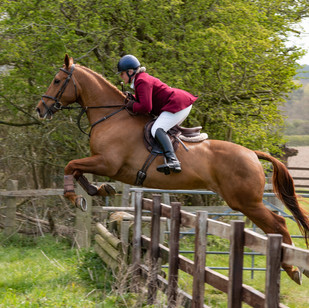 Optional Jumping Master - Emma Brown