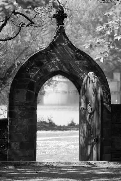 Rufford Abbey Archway