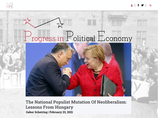 The National Populist Mutation Of Neoliberalism