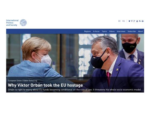 Why Viktor Orbán took the EU hostage
