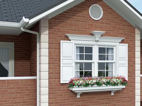 Выясняем, какие виды фасадов и для каких домов применяются: каменные, деревянные, оштукатуренные, св