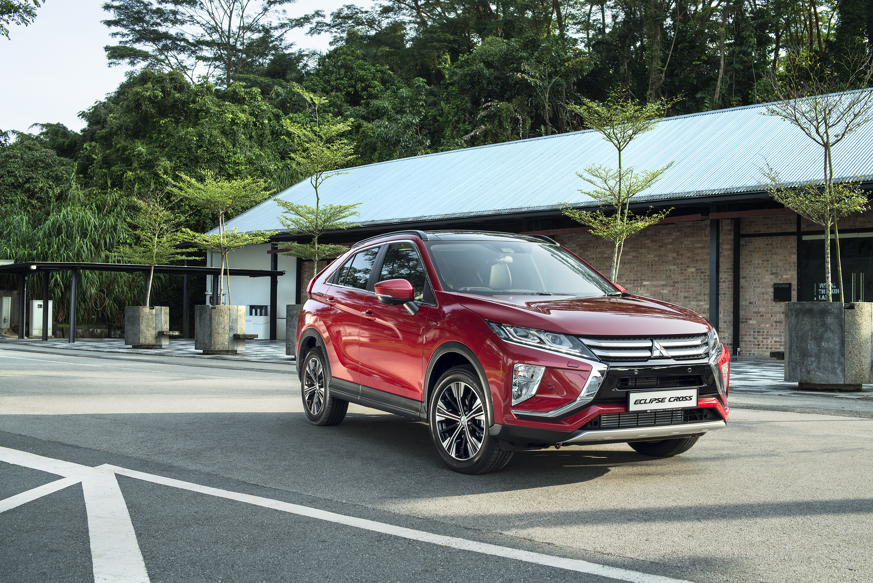 Eclipse Cross_Red