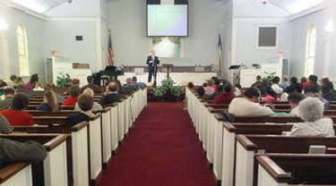 Grace Community Baptist Church Service.j