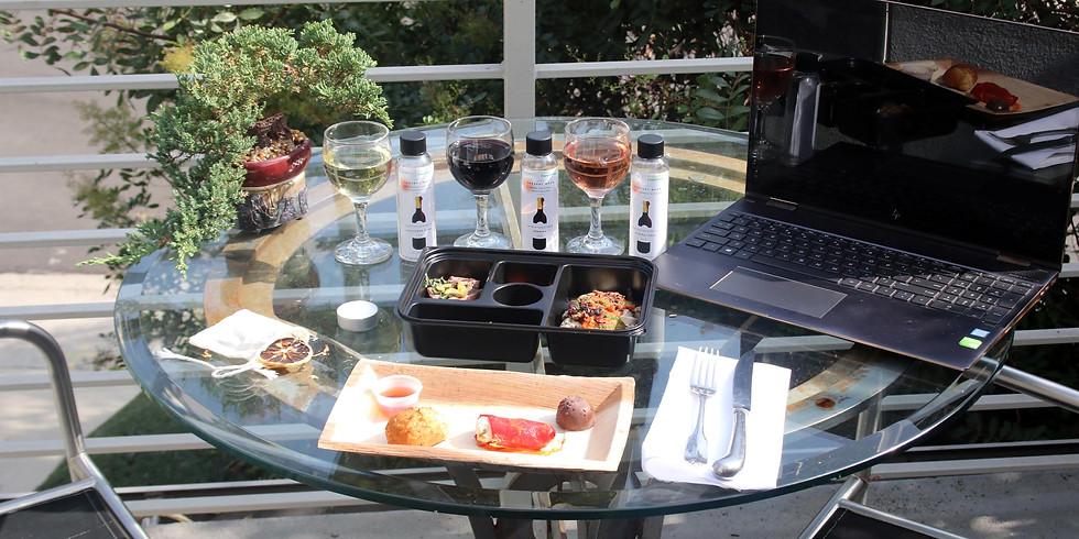 Virtual Guided Tasting Experience: Spain & Israel