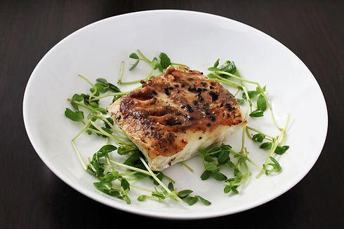 Tamarind Glazed Sea Bass