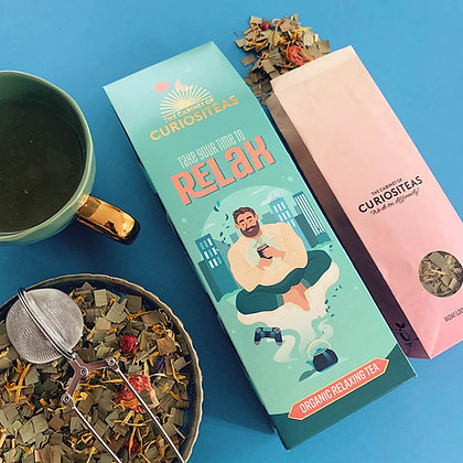 Thee giftbox Relax