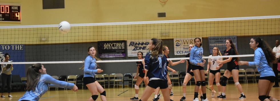 Girls Varsity Volleyball Regionals