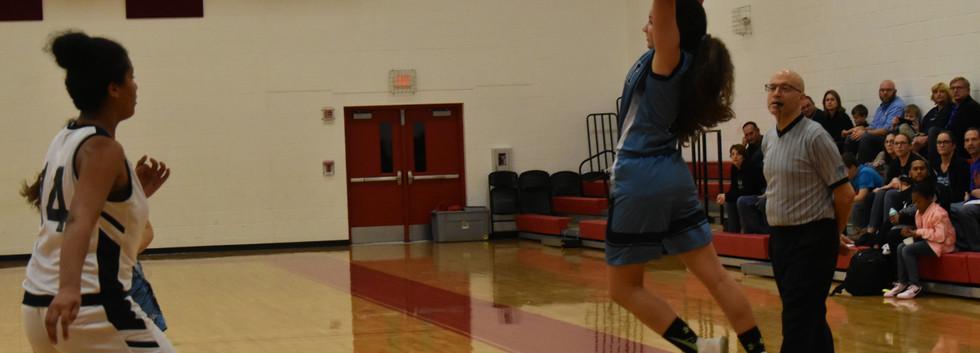 Girls Varsity Basketball Regionals