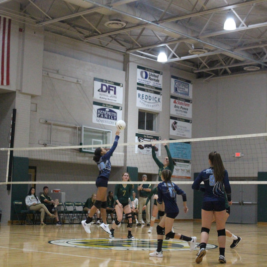 27 Sept - Varsity Volleyball Game - Ales